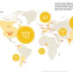 Des licornes concentrées aux États-Unis et en Chine