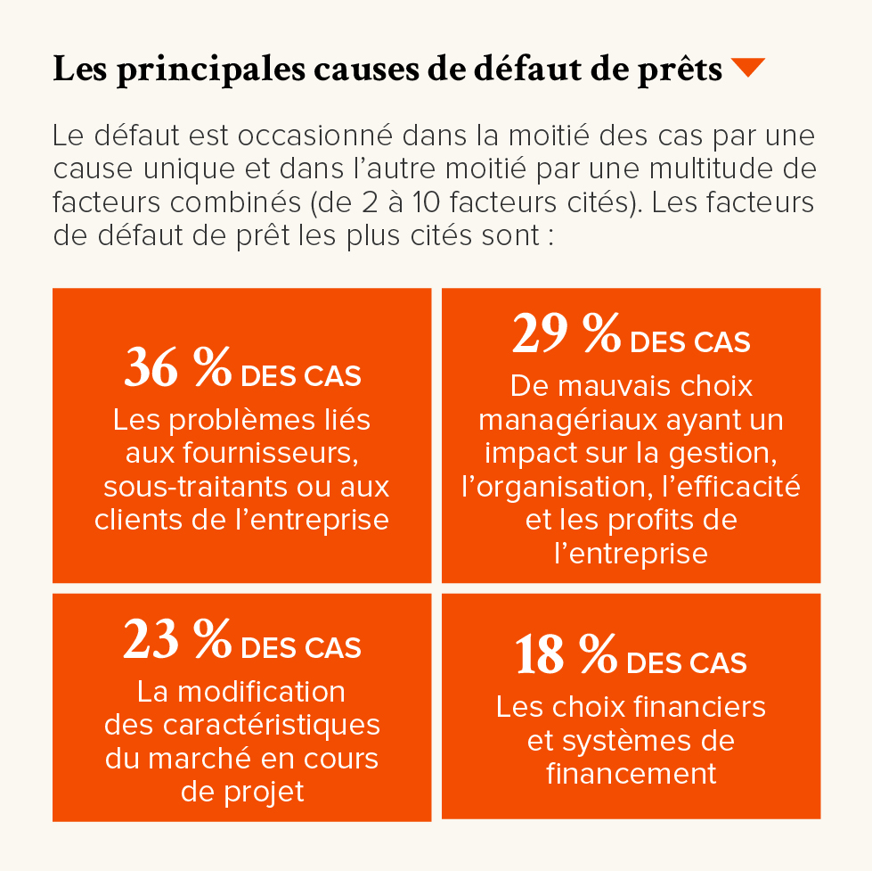 PRO-Revue N┬░32-FR-p19-Les principales causes de defaut de prets