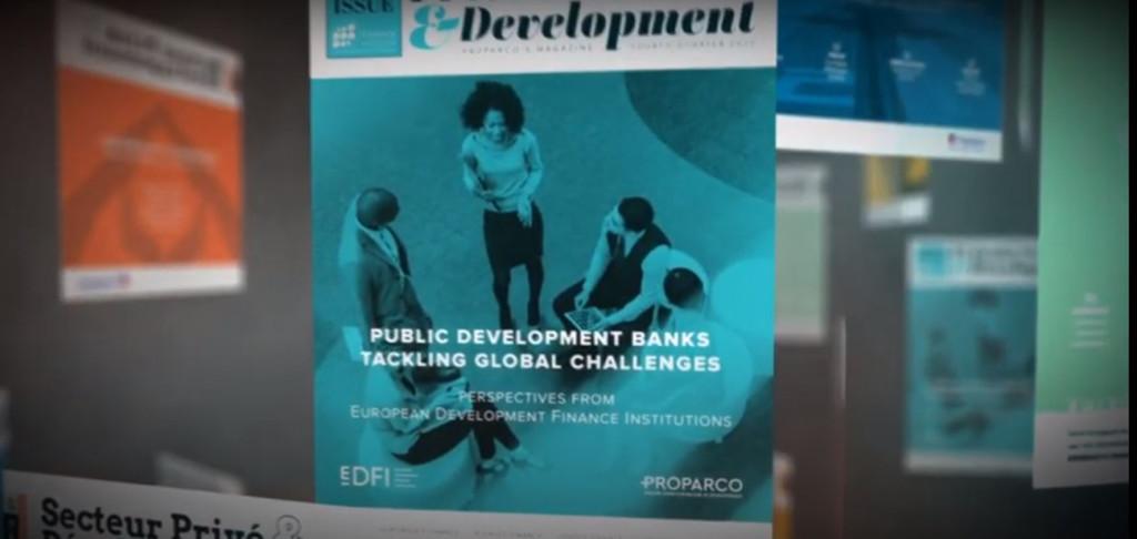 aller a Vidéo de présentation du  numéro hors série consacré aux banques publiques de développement en réponse aux enjeux globaux
