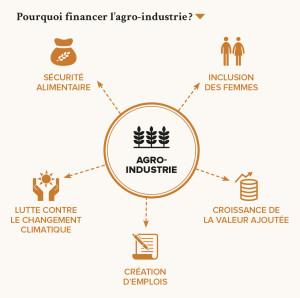 Pourquoi financer l'agro-industrie ?